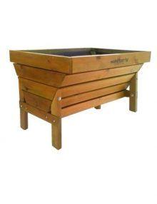 Mesa de cultivo de madera Carla