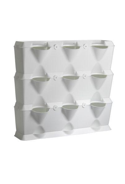 Minigarden Vertical Blanco