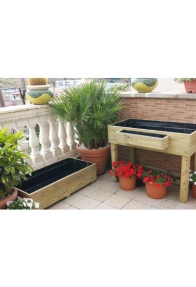 Jardineras y macetas