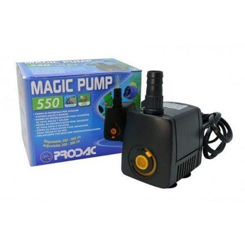 Bomba de riego Magic Pump 550 Caja
