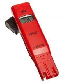 Hanna medidor pH Hi 98107