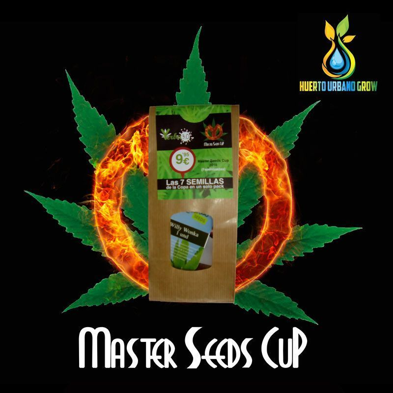 Pack Master Seeds Cup