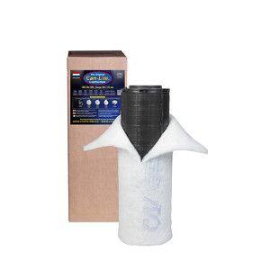 Filtro Can Lite plástico 100/125x450mm 300m3/h