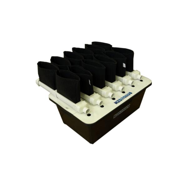 Sistema hidropónico HidroHug F12