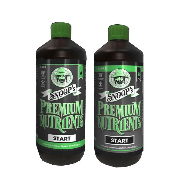 Start A&B de Snoop's Premium Nutrients