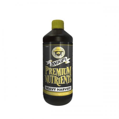 Heavy Harvest de Snoop's Premium Nutrients