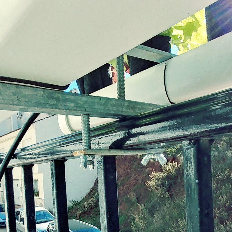 Sujección sistema hidropónico HidroHug Matin Kore