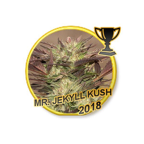 Mr Jekyll Kush de Mr. Hide Seeds Bank