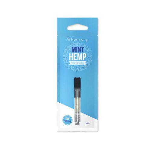 Cartucho vaporizador Harmony CBD Pen sabor Mint