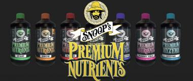Promoción agosto 2018 - Snoop´s Premium Nutrients