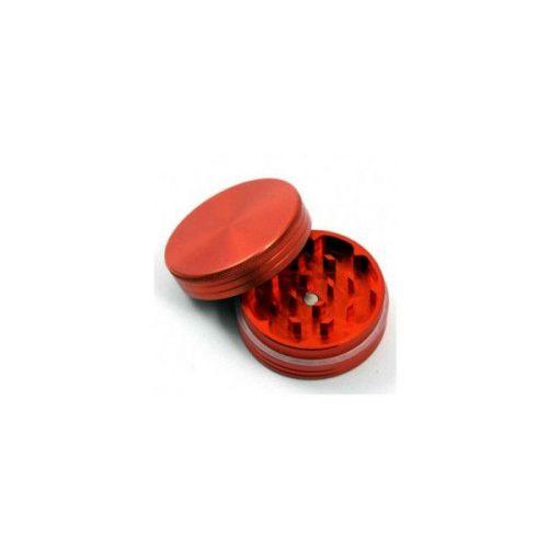 Grinder Rojo de Aluminio Magnético CNC 40mm