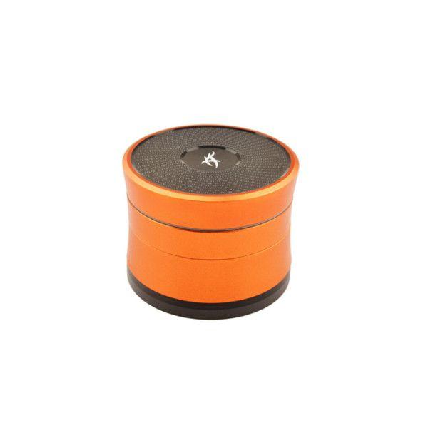 Grinder Solinder Naranja con polinizador