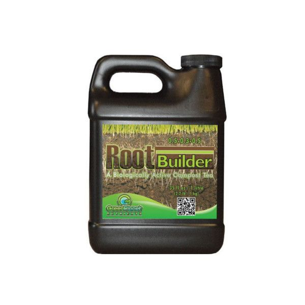 Root Builder de Green Planet Nutrients