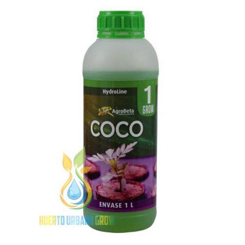 Agrobeta Coco 1 Crecimiento