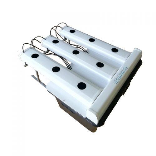 Sistema hidropónico NFT HidroHug 9XL